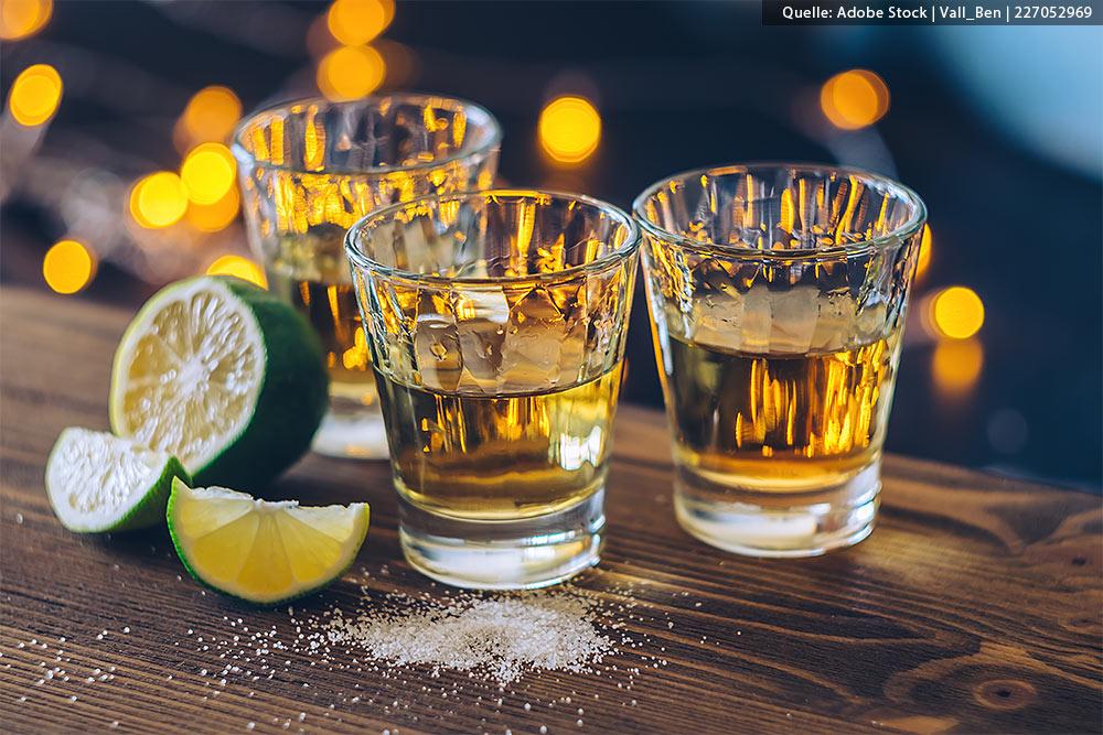 Wie trinkt man einen Tequila?