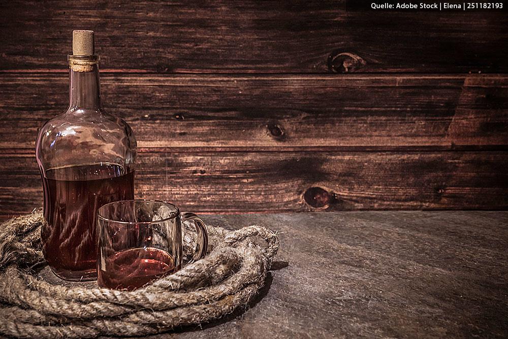 Rum - karibisches Nationalgetränk